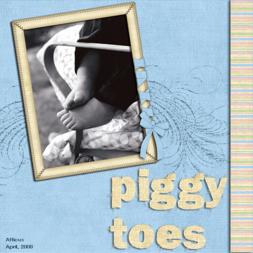 Piggy-toes