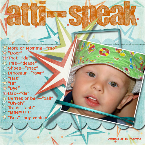 Atti-Speak