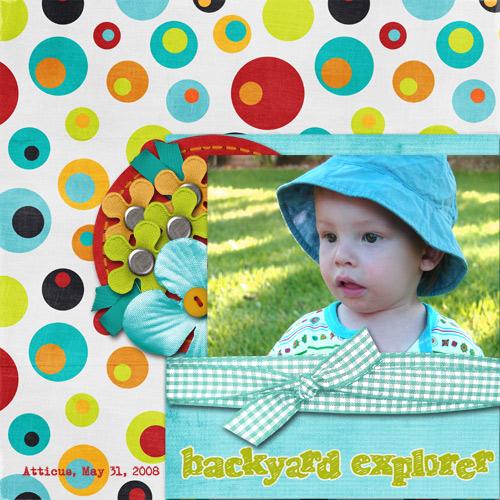 Backyard-explorer