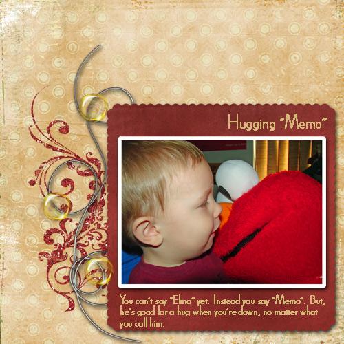 Hugging-memo