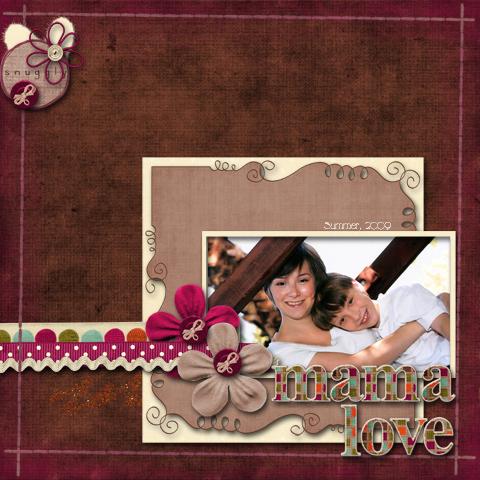 Mama-love