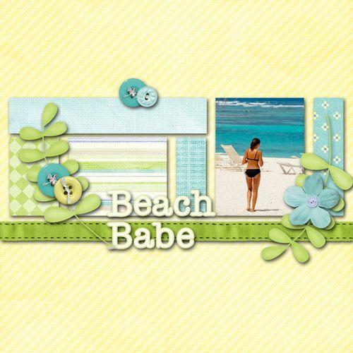 Beach-Babe