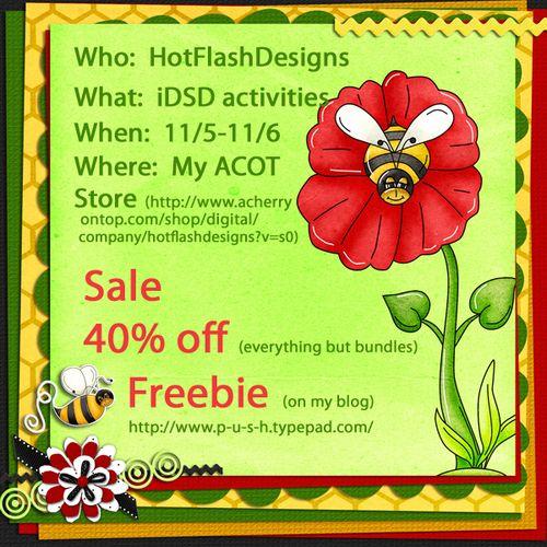 IDSD Sale 2011 copy
