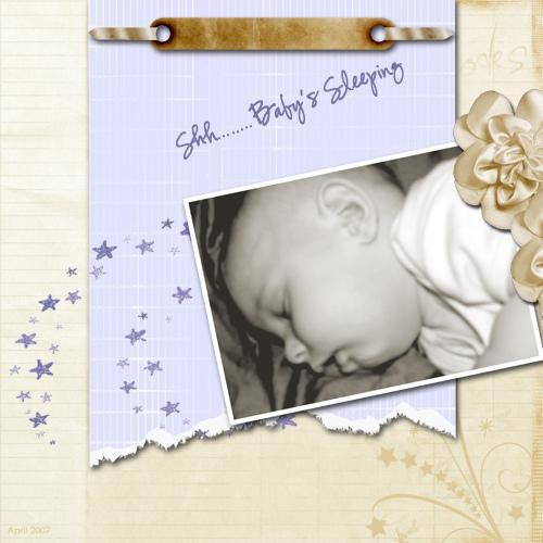Babyssleeping