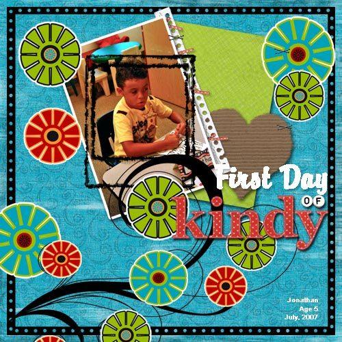 Firstdayofkindy