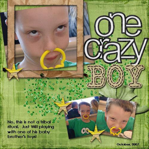 Onecrazyboy