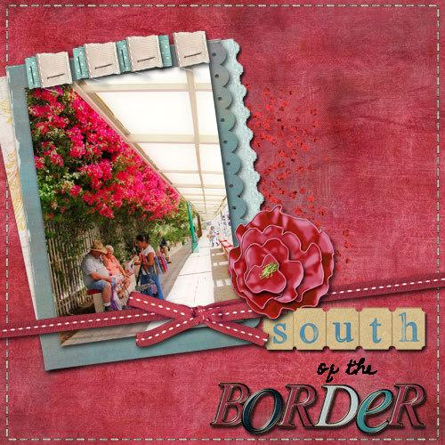 Southoftheborder