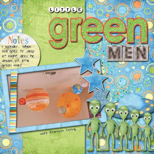 Littlegreenmen